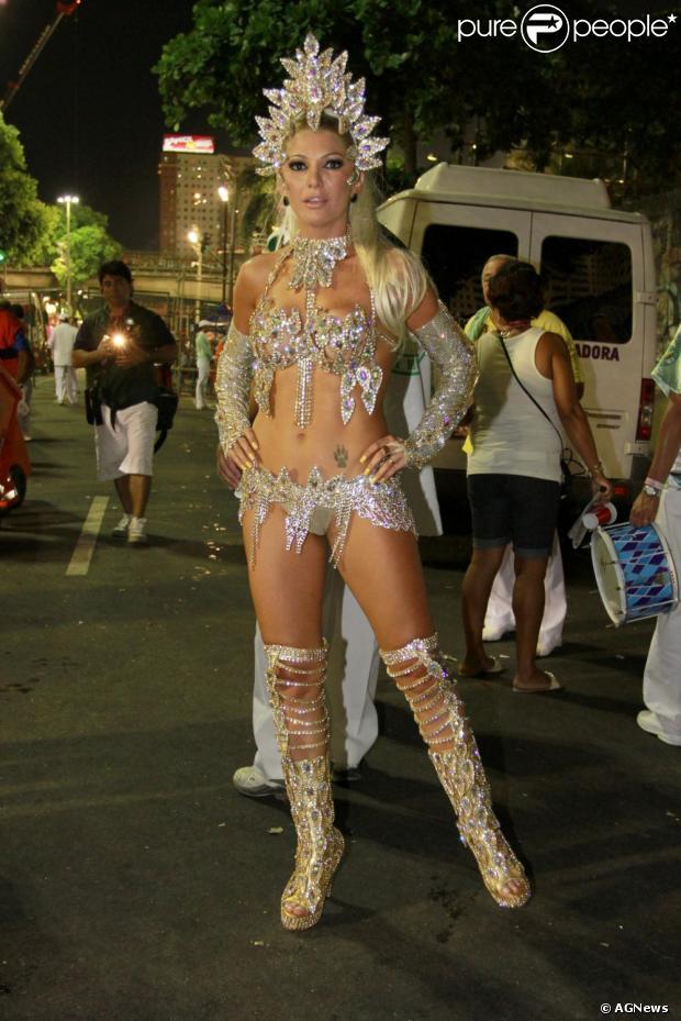 Antonia Fontenelle diz que não sentirá vergonha ao posar nua: 'Tudo