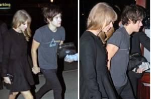 Taylor Swift e Harry Styles são flagrados de mãos dadas pela 1ª vez: é namoro!