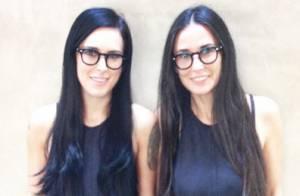 Demi Moore, Xuxa e outras mães famosas têm filhas muito parecidas. Confira fotos