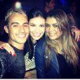 O namorado de Preta Gil, Thiago Tenório, não acompanhou a cantora na viagem