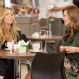 Paloma (Paolla Oliveira) pede ajuda a Amarilys (Danielle Winits) para maner Bruno (Malvino Salvador) afastado dela, em 'Amor à Vida'