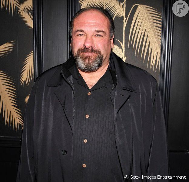 James Gandolfini morreu enquanto estava de férias com o filho, Michael, em Roma, na Itália, nesta quarta-feira, 19 de junho de 2013