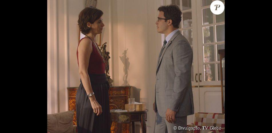 Isabel (Mariana Lima) termina o namoro com Luís (Thiago Rodrigues) no final de 'Sete Vidas' e viaja sozinha para Paris, onde fará uma pós-graduação. O advogado acabará se envolvendo com outra mulher, uma professora de artes, e conseguirá a guarda compartilhada dos filhos, Sofia (Milena Melo) e Luca (Gabriel Palhares)