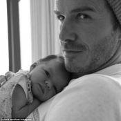 David Beckham se derrete pela filha no seu aniversário: 'Quatro lindos anos'