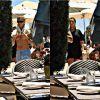 Justin Bieber e Selena Gomez são flagrados em piscina de hotel na Califórnia
