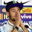 Neymar foi suspenso por quatro partidas após se envolver em briga após a partida do Brasil contra a Colômbia na Copa América