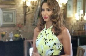 Novela 'Babilônia': Regina fica irritada com crise de ciúme de Carlos Alberto