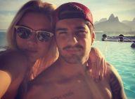 Fiorella Mattheis curte tarde romântica com Pato após viagem: 'Recarregando'