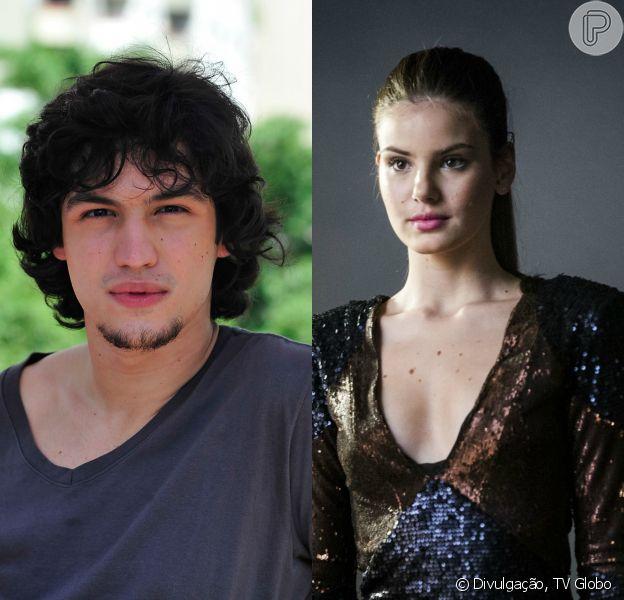 Guilherme (Gabriel Leone) vai brigar com Angel (Camila Queiroz) e colocar ponto final no noivado após descobrir que a jovem foi garota de programa, nos próximos capítulos da novela 'Verdades Secretas'