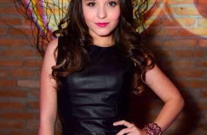 Após acidente, Larissa Manoela volta a gravar novela do SBT no próximo dia 20