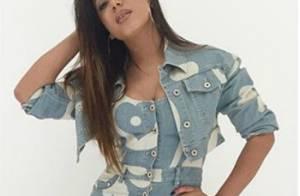 Anitta usa look jeans da grife Moschino de R$2.500 em gravação com Ivete Sangalo