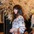Maria Fernanda Cândido prestigia o lançamento da coleção Verão 2016 da Le Lis Blanc, em São Paulo, nesta terça-feira, 14 de julho de 2015