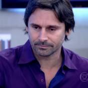 Emocionado, Murilo Rosa relembra situação dramática com filho de 2 anos: 'Fugiu'