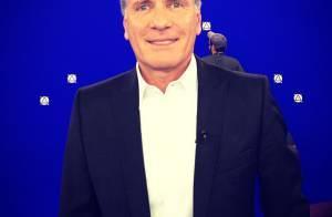 Roberto Justus substitui Britto Jr. na apresentação de 'A Fazenda 8', na Record