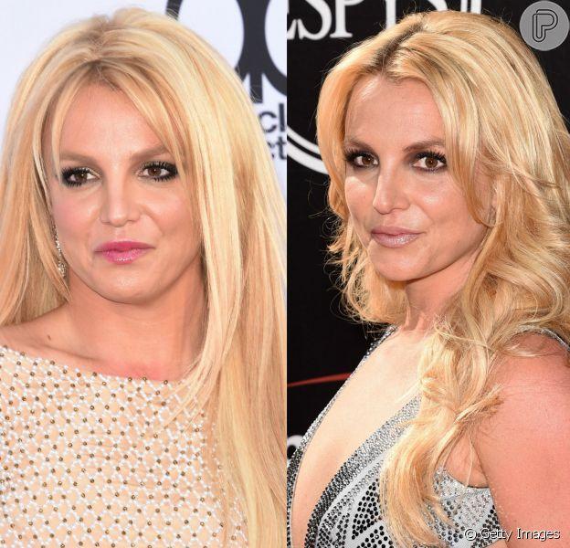 Britney Spears aparece com rosto diferente e fãs especulam excesso de plásticas