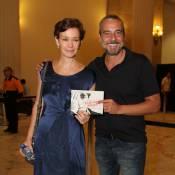 Julia Lemmertz e Alexandre Borges terminam casamento após 22 anos