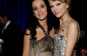 Katy Perry manda indireta a Taylor Swift, após briga com Nicki Minaj por VMA