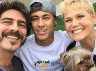 Xuxa vai a instituição de Neymar e pede doações de livros em vídeo; fãs criticam