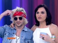 Fiuk confirma que vai pintar cabelo de azul: 'Vou fazer um reality show no CD'