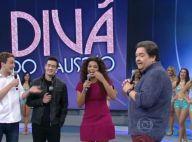 Trio amoroso de 'Babilônia' fala sobre relação no 'Domingão': 'Amor é plural'