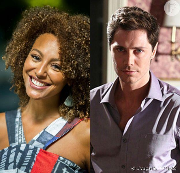 Paula (Sheron Menezzes) vai fazer sexo com Pedro (André Bankoff) em suíte de hotel de luxo, nos próximos capítulos da novela 'Babilônia'