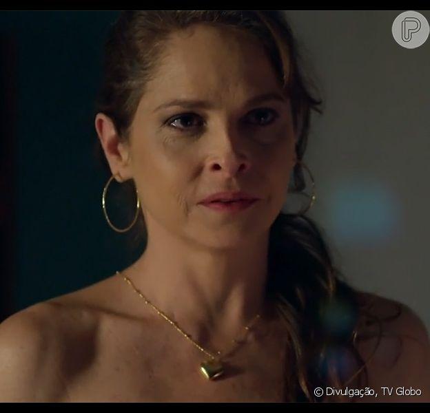 Carolina (Drica Moraes) vai começar a se decepcionar com Alex (Rodrigo Lombardi) nos próximos capítulos da novela 'Verdades Secretas', como informou o colunista de TV Daniel Castro desta segunda-feira, 27 de julho de 2015