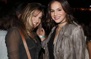 Bruna Marquezine dá susto em Sasha no dia de seu aniversário: 'Te amo'. Vídeo!