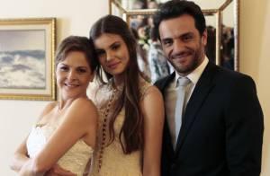 'Verdades Secretas': Alex dá cama de casal para Angel e Carolina fica intrigada