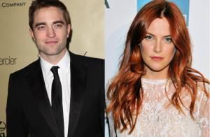'Robert Pattinson não está saindo com Riley Keough', garante assessor da atriz