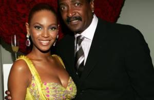 Beyoncé e a irmã não foram ao segundo casamento do pai, Mathew Knowles