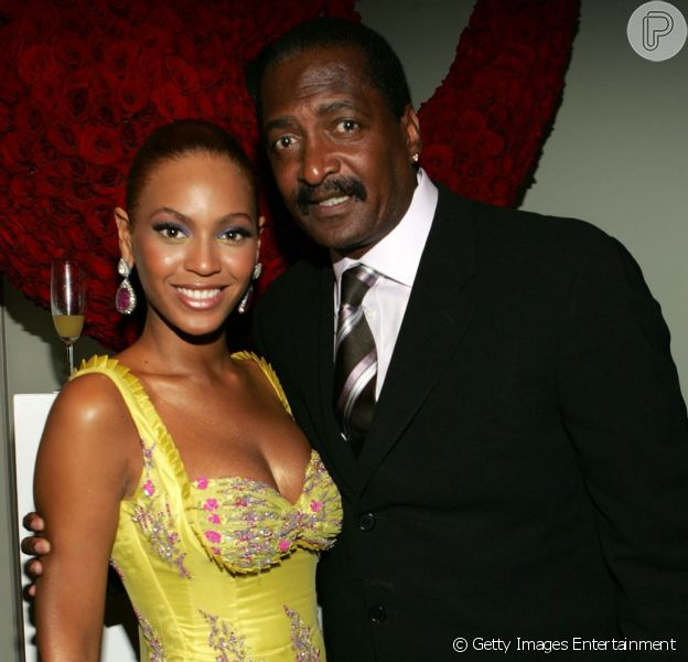 Beyoncé não foi ao segundo casamento do pai, Mathew Knowles, segundo informações do site 'TMZ', neste domingo, 7 de julho de 2013