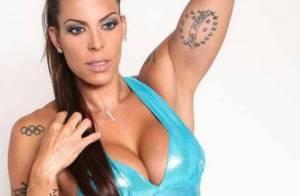 Ex-nadadora Rebeca Gusmão assina com a Record e integra o time de 'A Fazenda 8'