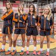 Daniella Cicarelli, Gabriela Pugliesi, Louise D'Tuani, Maria Joana formam o elenco feminino da atração, que será exibida no 'Caldeirão do Huck'