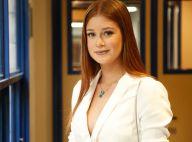 Marina Ruy Barbosa sobre boatos da vida pessoal: 'Fofoca passa, fica o trabalho'