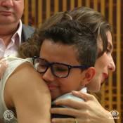 'MasterChef Júnior': Paola Carosella chora em eliminação na estreia. 'Corajosos'