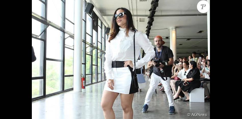Anitta foi convidada para ser musa da escola de samba carioca Mocidade Independente de Padre Miguel