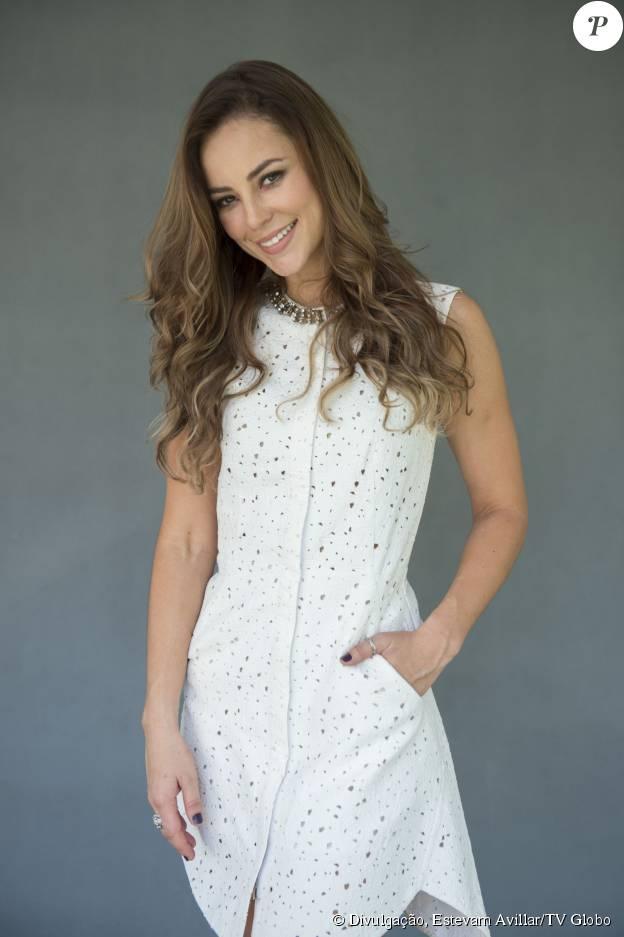 Paolla Oliveira já trabalhou como fisioterapeuta, área de formação da atriz, antes de ingressar na carreira artística