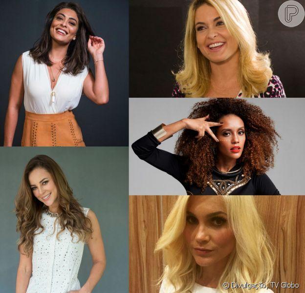 Conheça as outras profissões das atrizes que fazem sucesso na TV, mas que poderiam estar bem longe dos holofotes