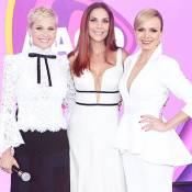 Internautas comemoram encontro de Xuxa e Eliana no Teleton: 'Momento histórico'