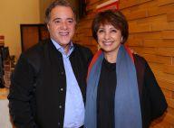 Tony Ramos se emociona ao falar da mulher, Lidiane: 'Nos entendemos no olhar'
