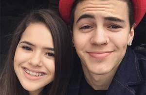 Maisa Silva brinca sobre rumores de namoro com MC Biel:'Pelo menos ele é bonito'