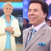 Silvio Santos brinca com estilo 'boyish' de Xuxa: 'Virou um rapaz americano'