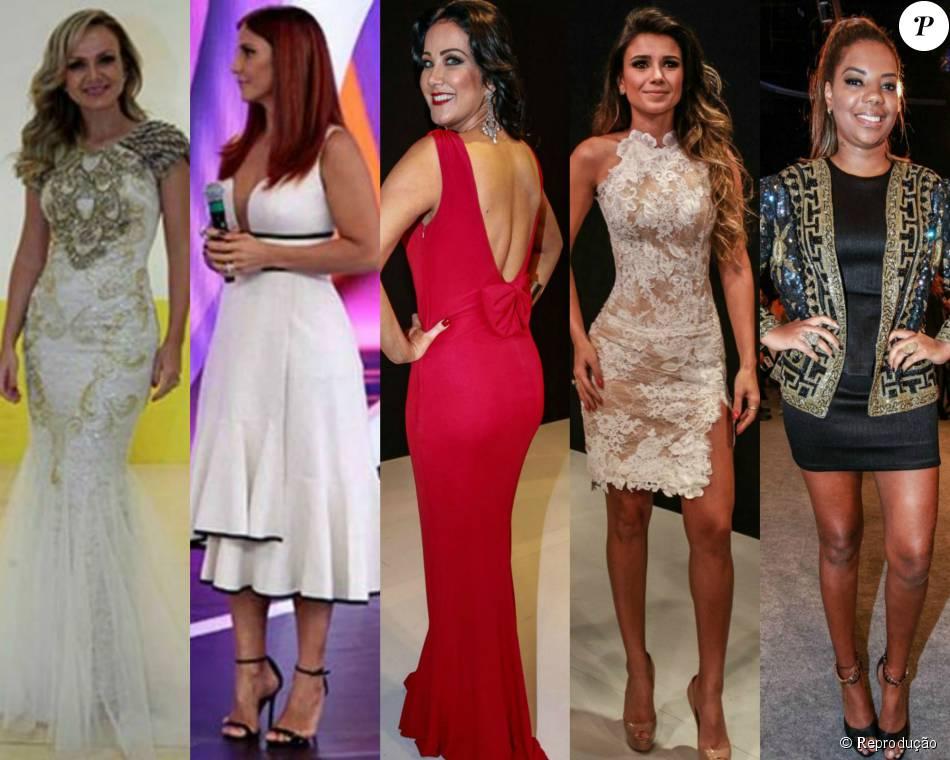 98d424a868254 Xuxa, Eliana, Ivete Sangalo e mais famosas brilham no Teleton 2015 ...