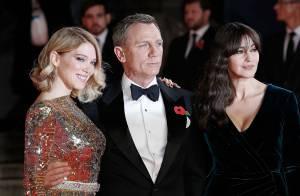 Kate Middleton e Príncipe William vão à première de '007 Spectre' em Londres