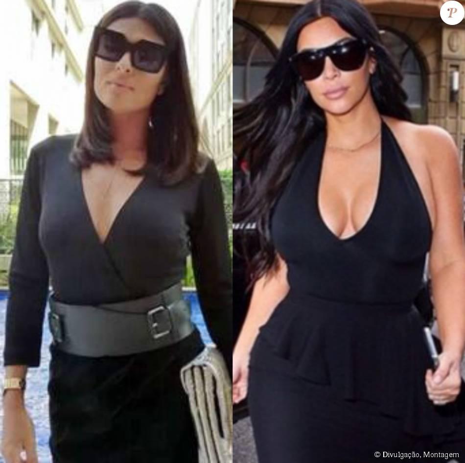 Juliana Paes e Kim Kardashian: socialite é inspiração para Carolina, de 'Totalmente Demais'