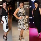 Ana Paula Arósio aposta em roupas confortáveis e elegantes: 'Estilo clássico'