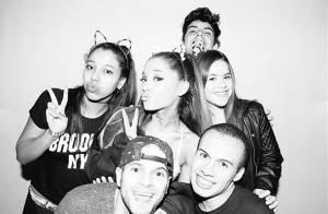 Maisa Silva se declara para Ariana Grande ao conhecer a artista: 'Te amo'