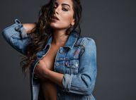 Anitta posa de topless em ensaio de revista ao ser eleita a mais sexy de 2015