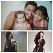 Latino parabeniza Suzanna, sua filha com Kelly Key: 'Te amo mesmo à distância'