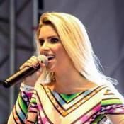 Chimbinha elogia Thábata Mendes, nova cantora da Banda Calypso: 'Artista pronta'